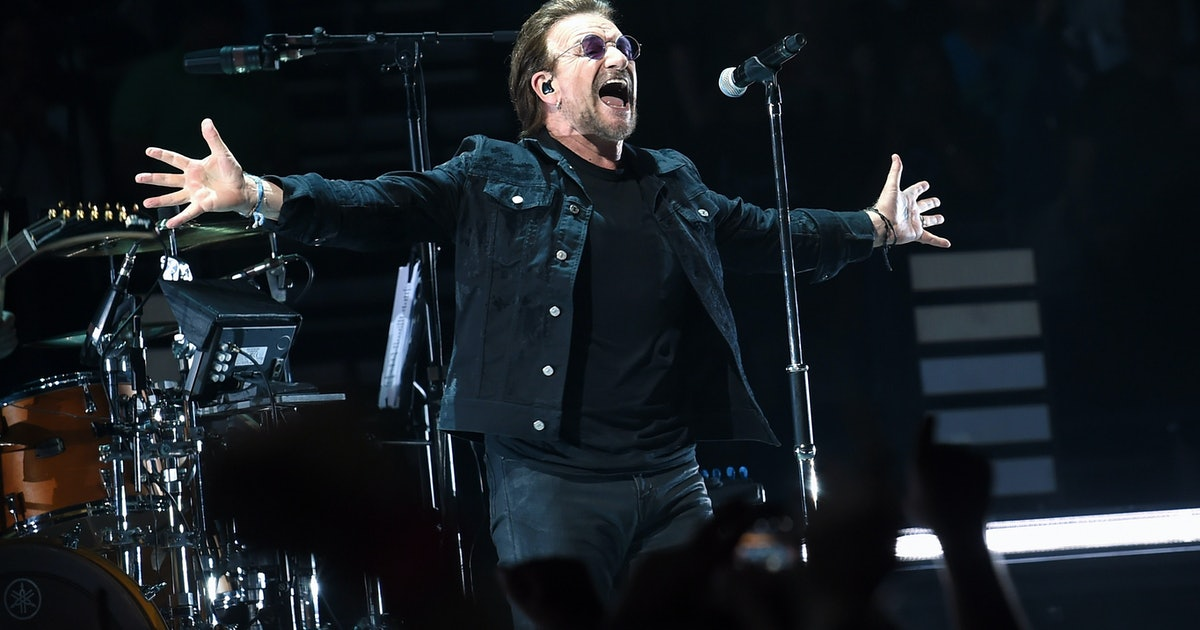 Will U2 Tour The UK In 2019? The Band Have Been Together For More Than 40 Years, But Are Still Going Strong