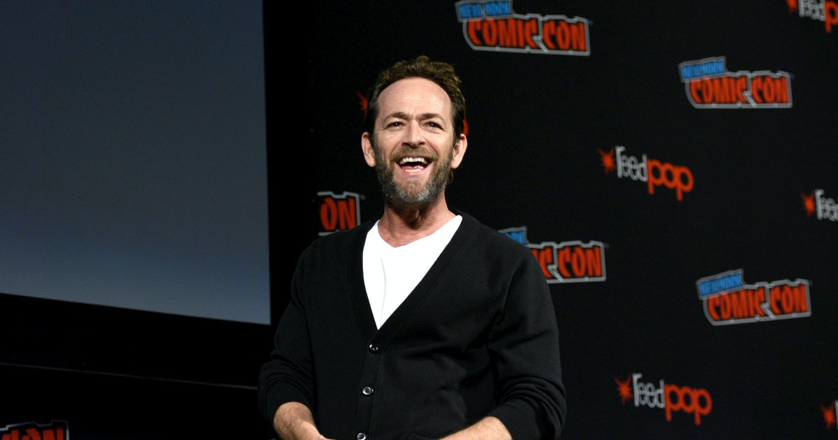 Luke Perry's Son Paid Tribute To His Dad By Promising To Carry On His Legacy — PHOTOS