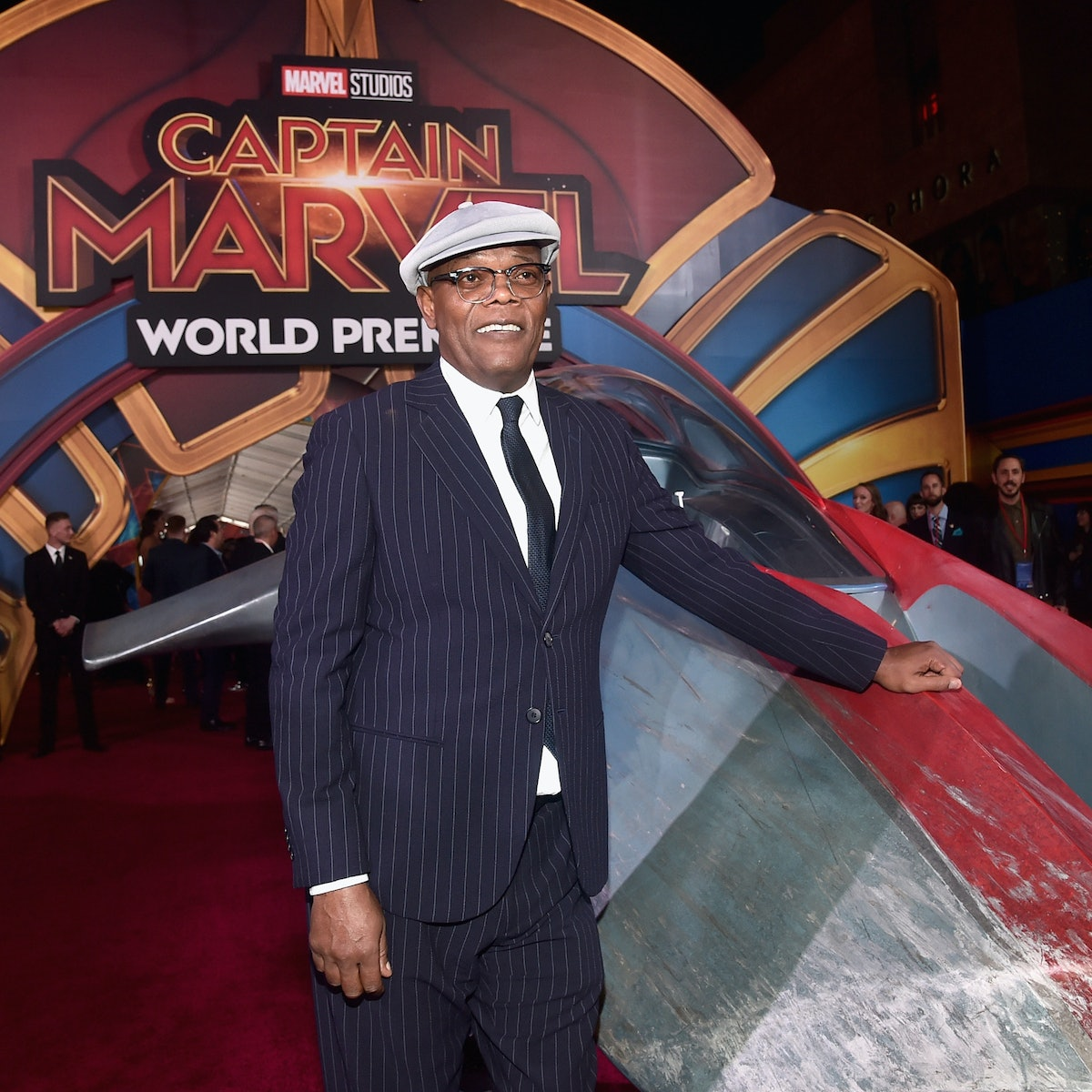 Why Nick Fury Didn't Mention Captain Marvel Until Now Is Super Simple, According to Samuel L. Jackson — VIDEO