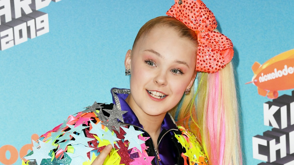 eeb55ba74ed JoJo Siwa Was North West s Babysitter   They Had The Best Time Together —  VIDEO