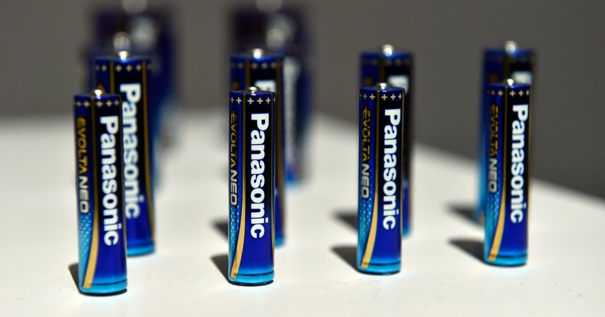 Where To Recycle Old Batteries So You Can Be Sure They're Disposed of Properly