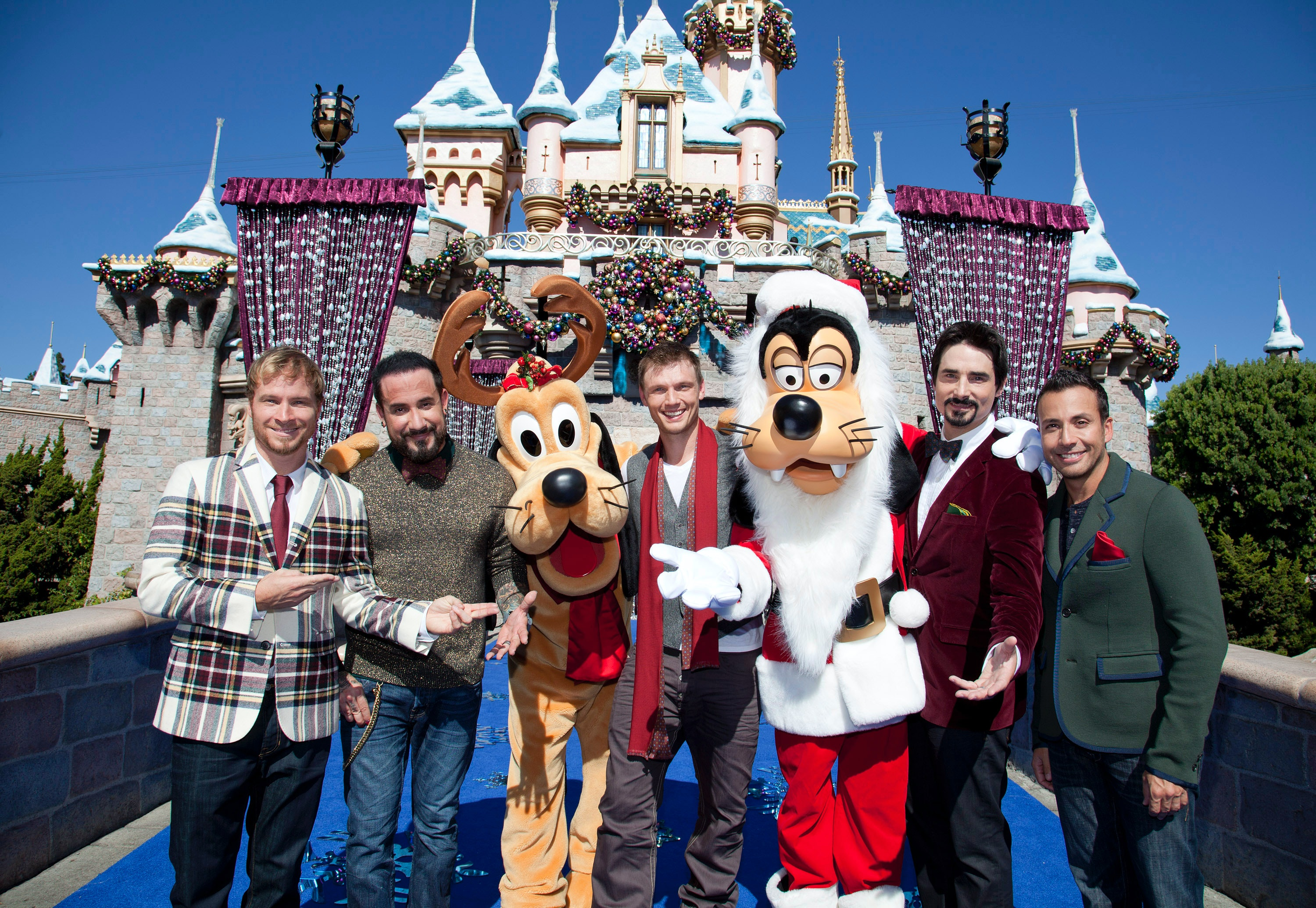 Backstreet Boys Christmas.A Backstreet Boys Christmas Album Is In The Works It Will