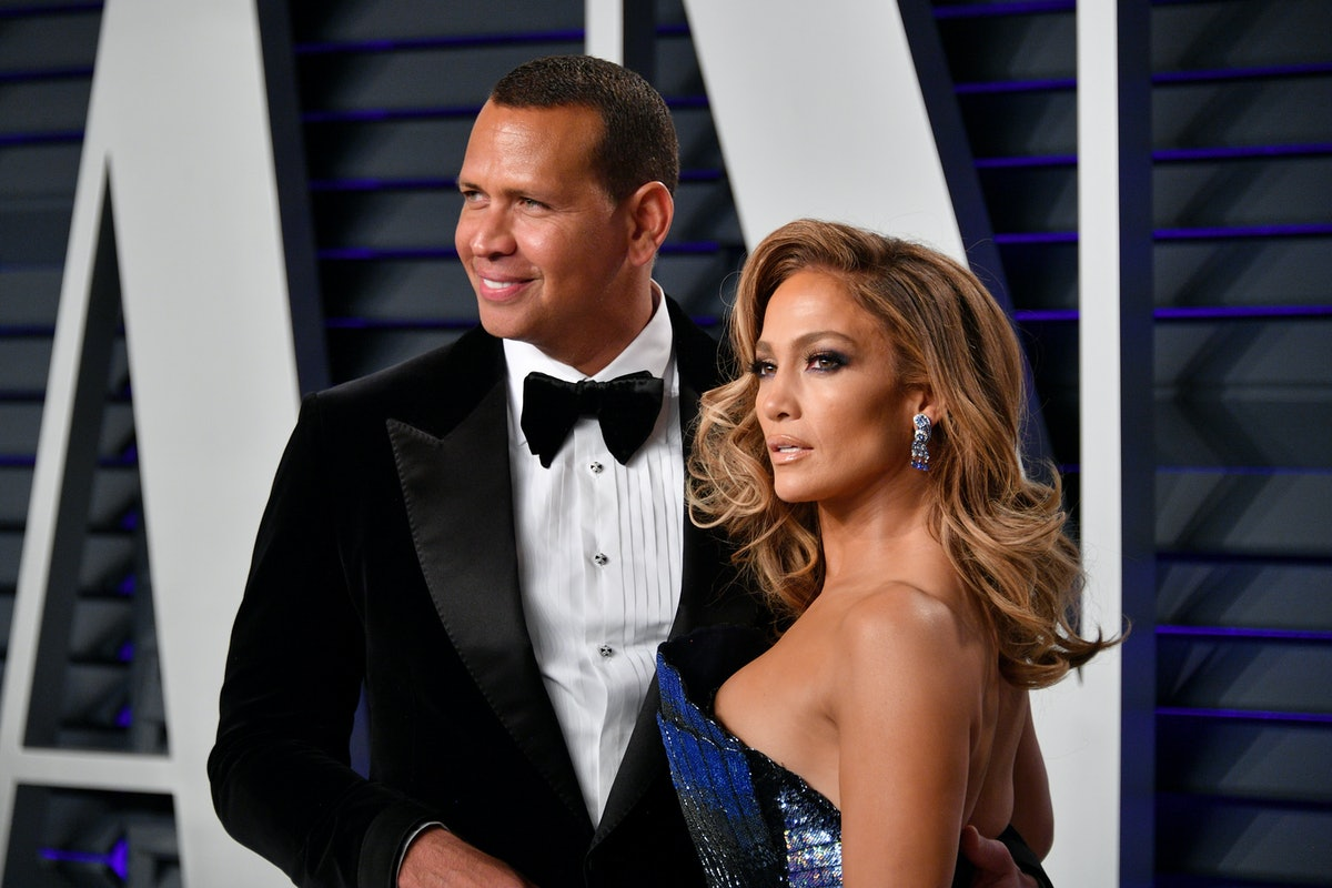 Jennifer Lopez's Response To Jose Canseco's Cheating Claims Against Alex Rodriguez Is So Straightforward