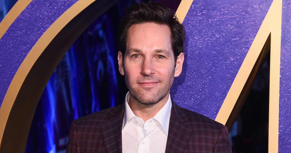 Paul Rudd Compared Filming 'Avengers: Endgame' To 'Friends' In A Way That Emphasized How Iconic Both Works Are