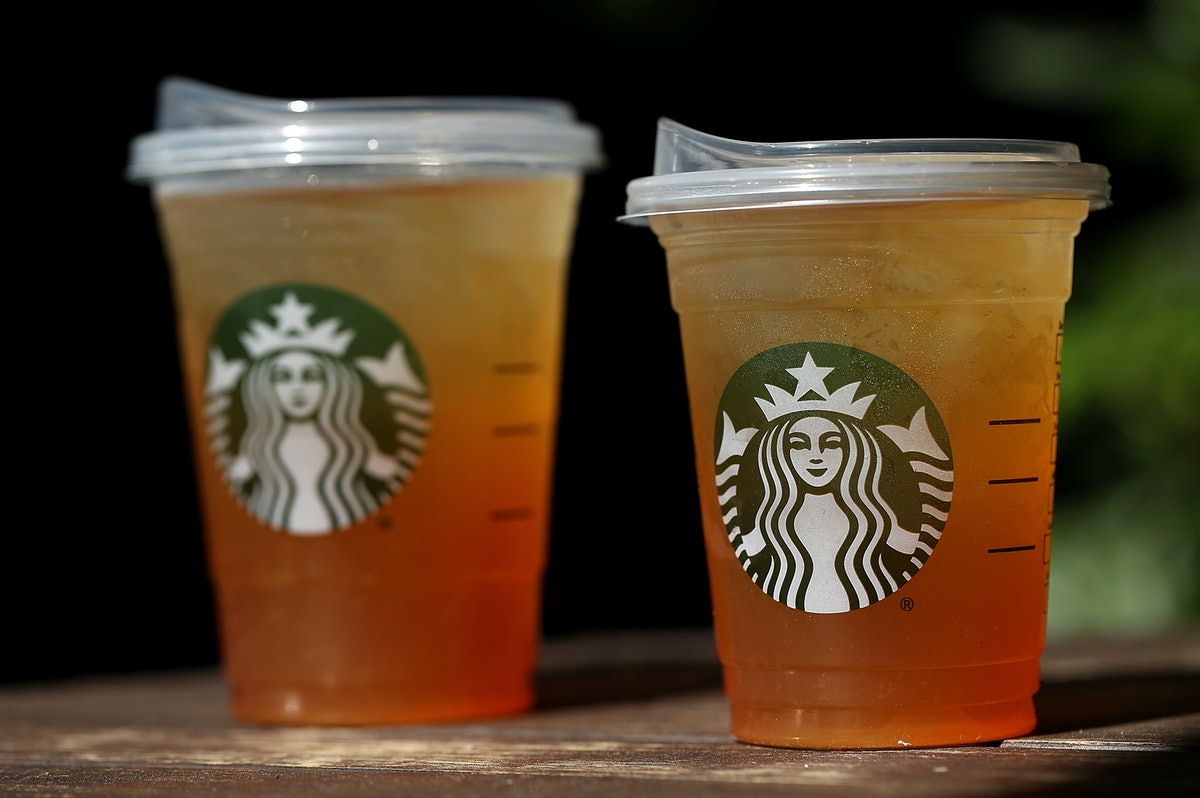 Here Are The Strongest Non-Dairy Starbucks Drinks To Fuel Your Long Summer Days