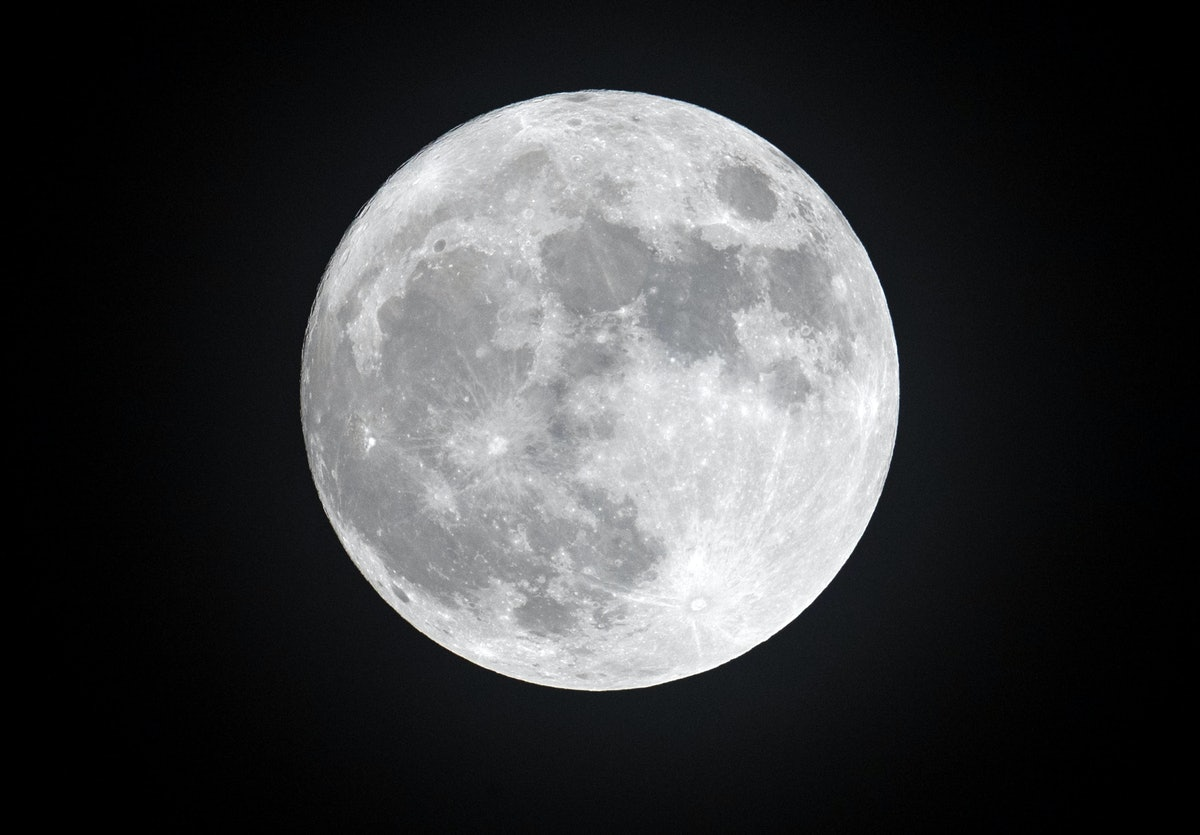 What Does It Mean When A Full Moon Is In Libra? The April 2019 Full Moon Is All About Self Care