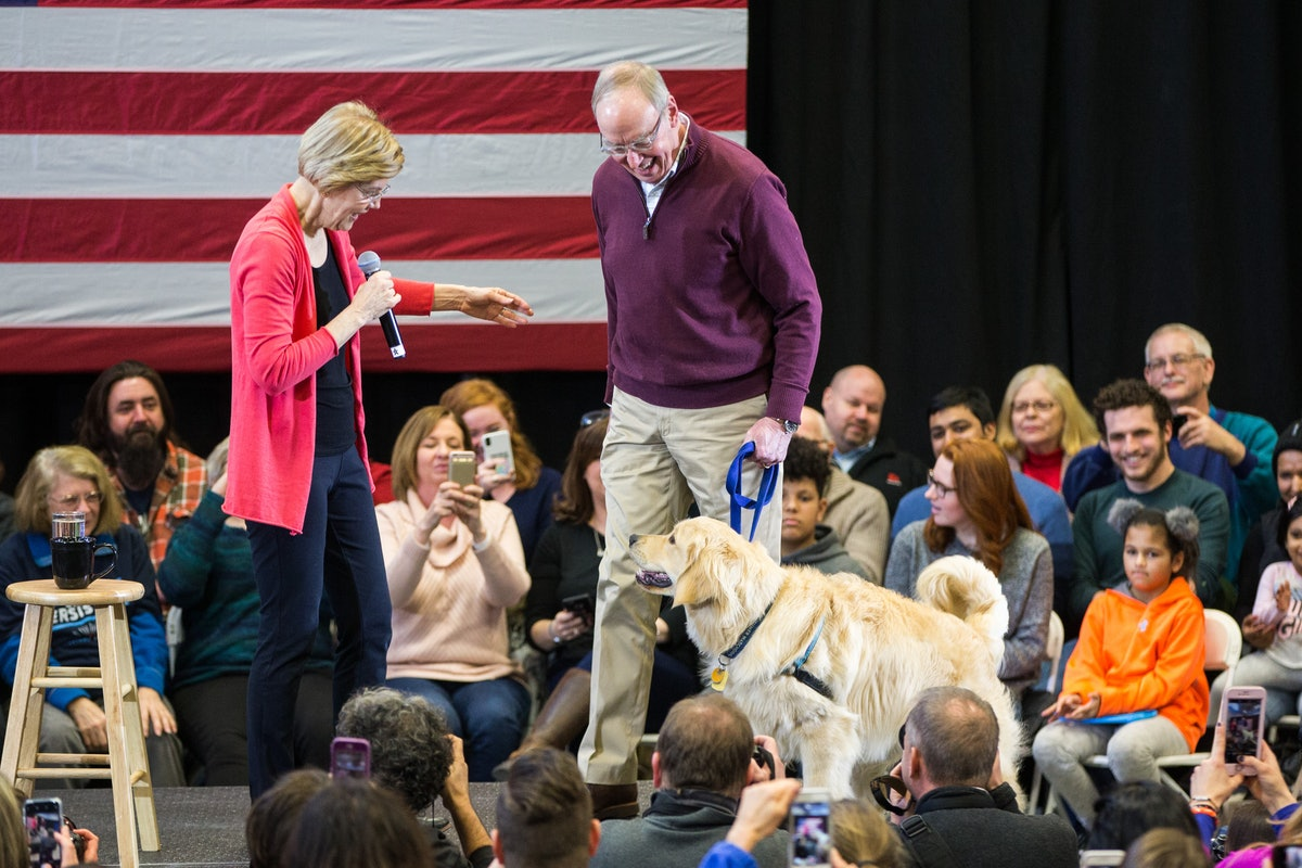 Photos Of 2020 Democratic Candidates' Pets Prove They're The True Stars Here