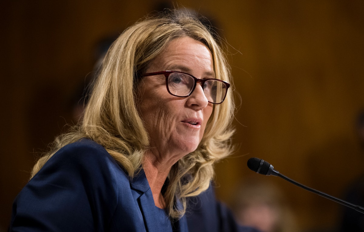 Public Opinion Of Brett Kavanaugh Vs. Christine Ford Has Changed, This New Poll Says