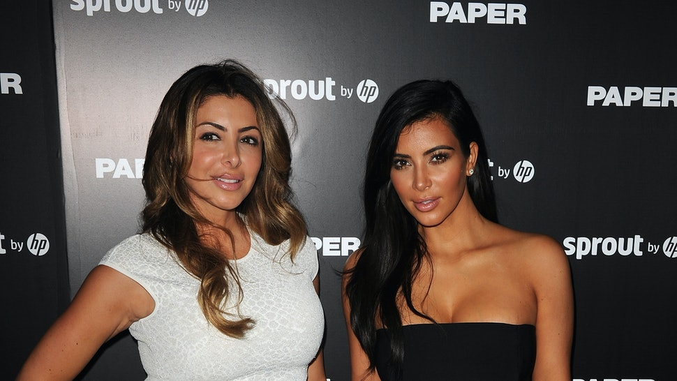 0929d77c9ab Kim Kardashian s BFF Larsa Pippen Cleared The Air After Being Spotted With  Kris Humphries At Coachella
