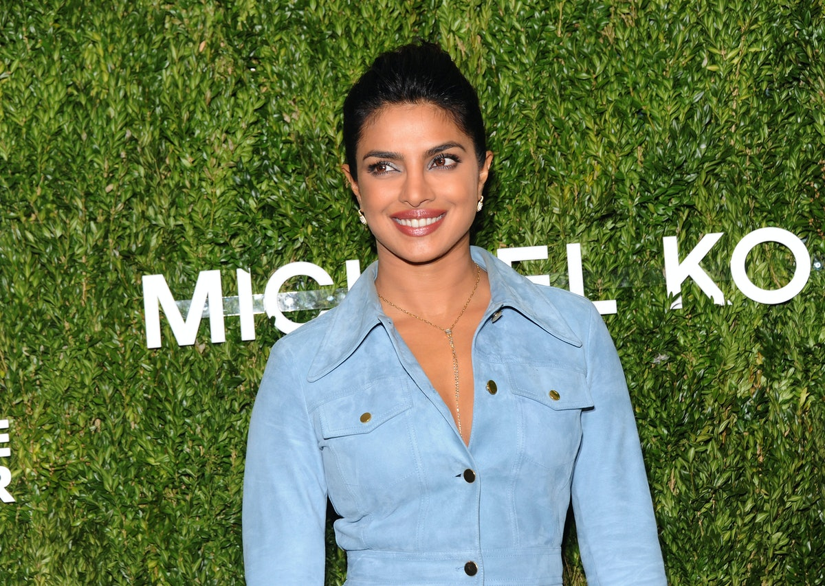 Priyanka Chopra's Neon Belt Bag Will Inspire You To Widen Your Spring Accessories Lineup
