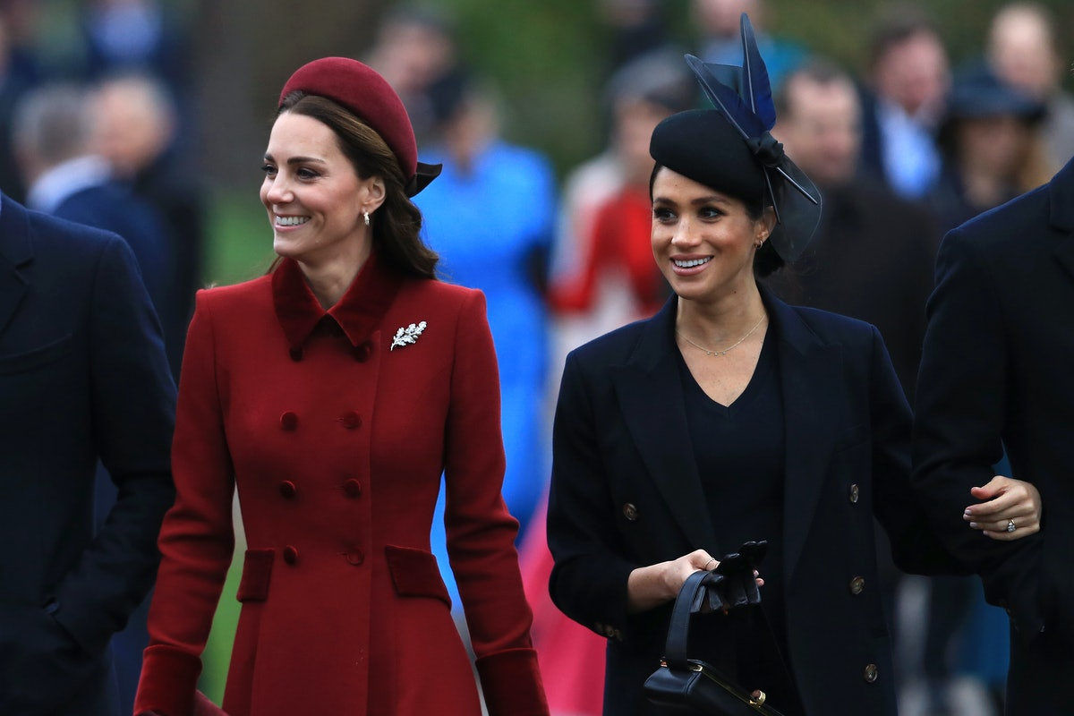 Meghan Markle's Birth Plan Has Nothing To Do With Kate Middleton, So Please Stop Comparing Them