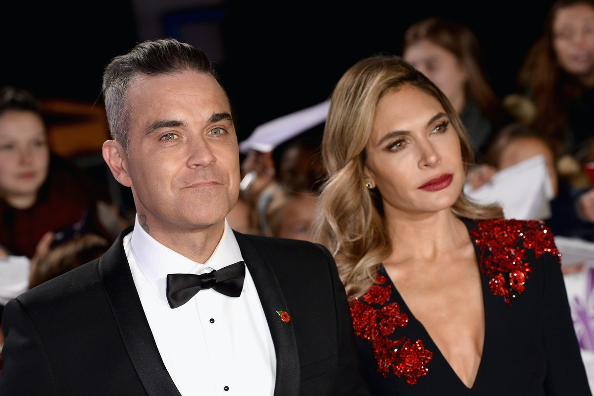 Robbie Williams' Legal Battle With Jimmy Paige Just Got Even More Complicated