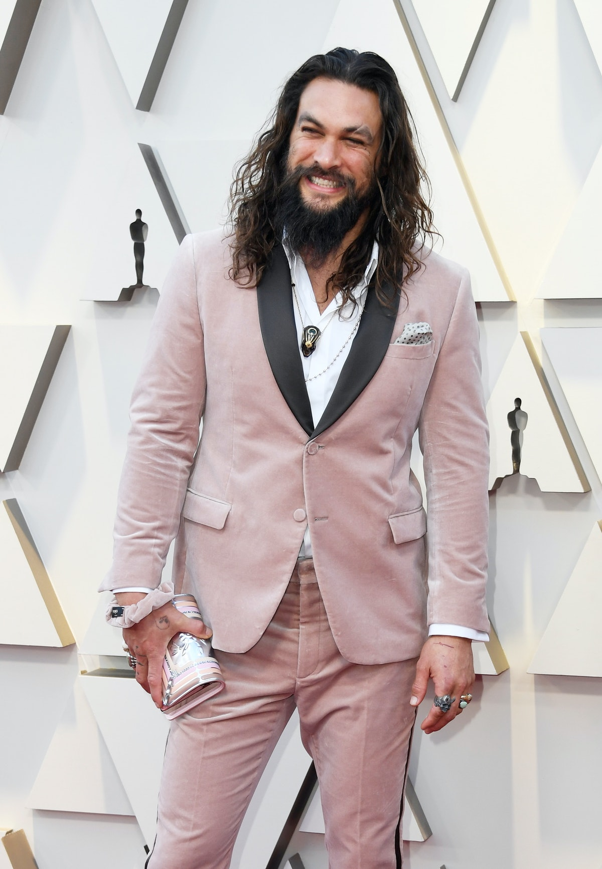 Jason Momoa Shaved His Beard To Promote Recycling & He No Longer Looks Like Khal Drogo