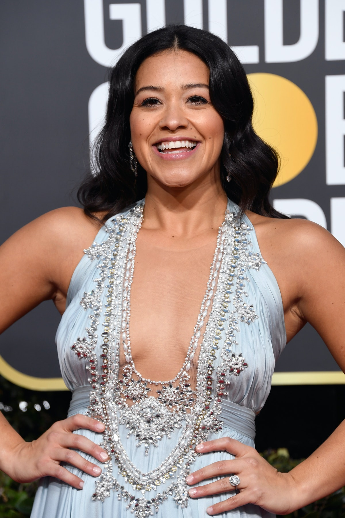 Gina Rodriguez's Recent Wedding Comments Prove Her Big Day Will Include The Things That Matter Most