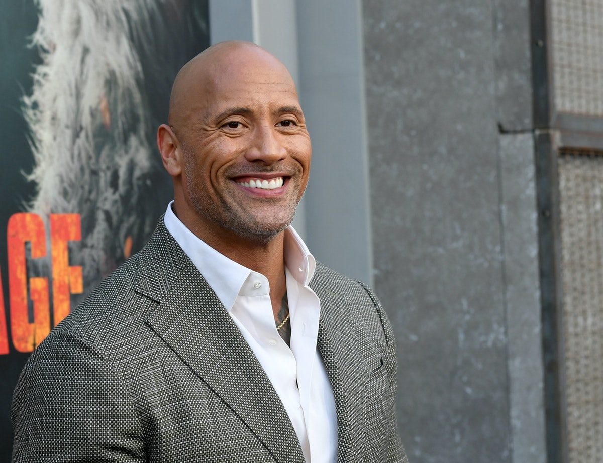 The Rock Wished His Youngest Daughter Birthday With A Moving Promise For Her Future — PHOTO