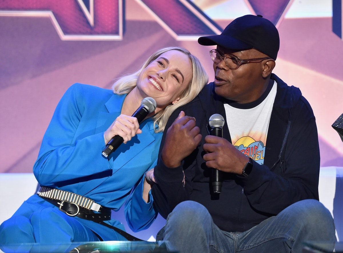 How Does Captain Marvel Know Nick Fury? The 'Avengers: Endgame' Characters First Met Decades Ago