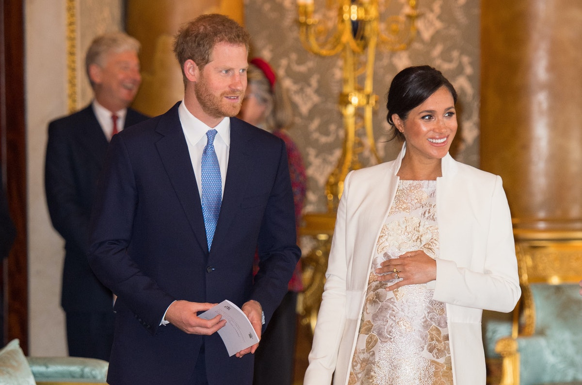 Meghan Markle & Prince Harry's Baby Is Being Nicknamed Clive for This Hilarious Reason