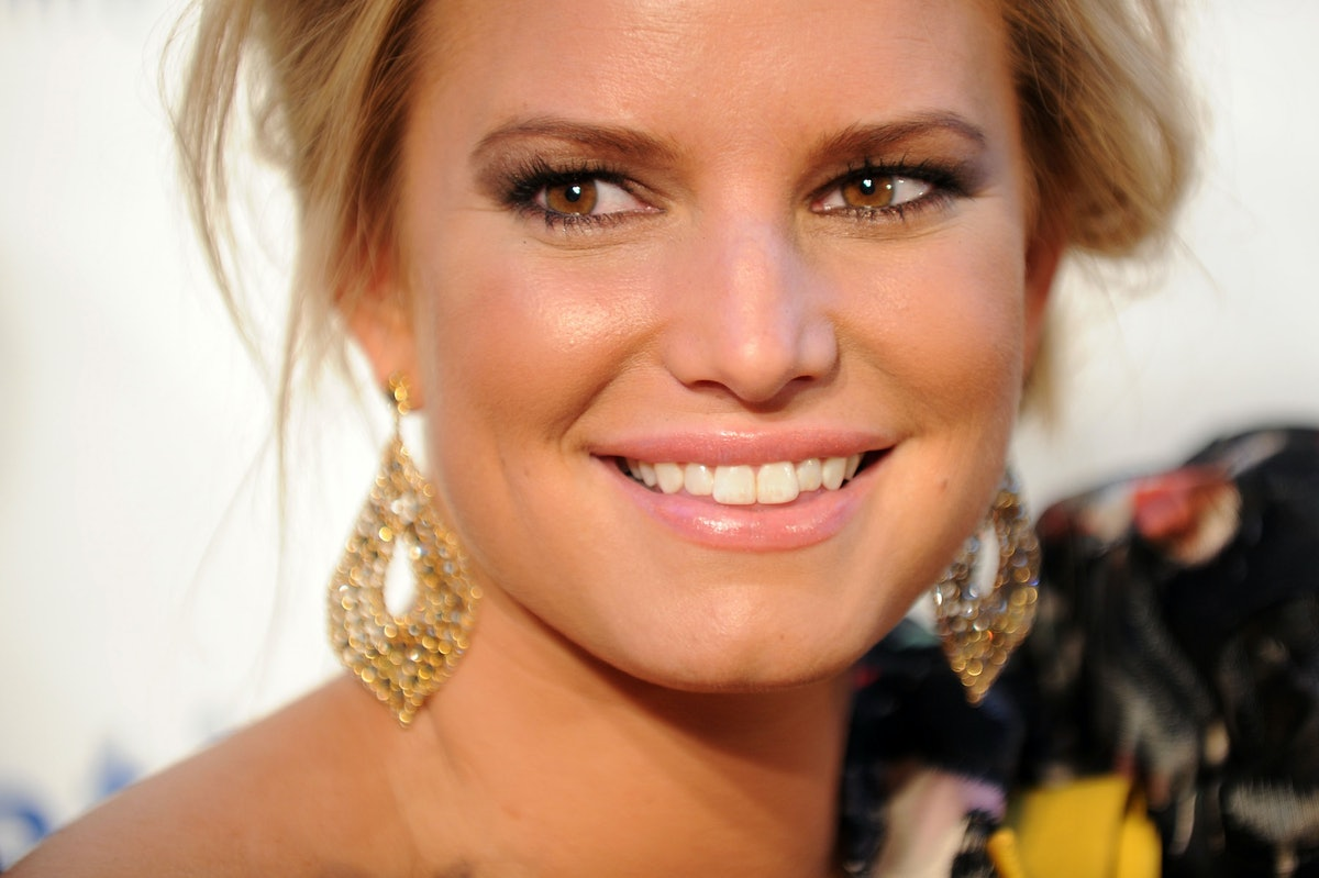 Jessica Simpson's Photo Of Baby Birdie Covered In Her Car Seat Has Sparked Some Irritating Comments