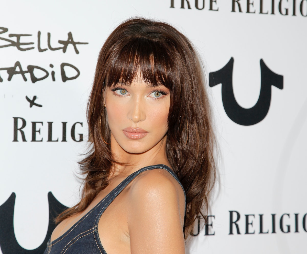 Bella Hadid's Favorite Hair Product Is A $36 Texture Spray That's So Easy To Use