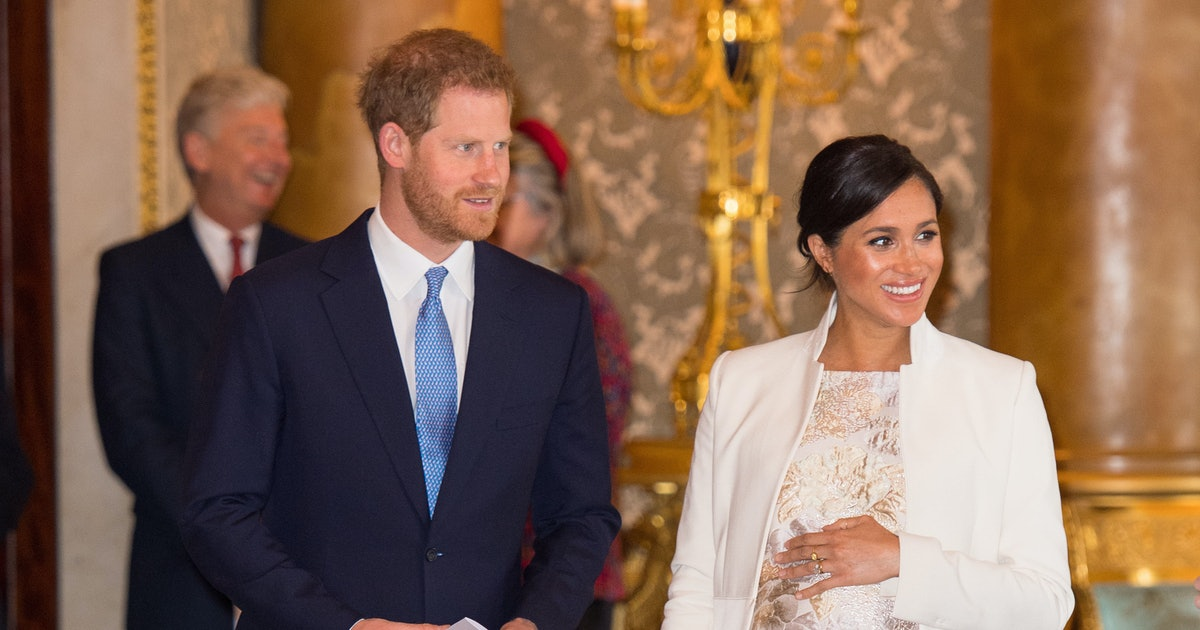 Meghan Markle & Prince Harry Could Move Overseas After The Birth Of Their First Child, According To Reports