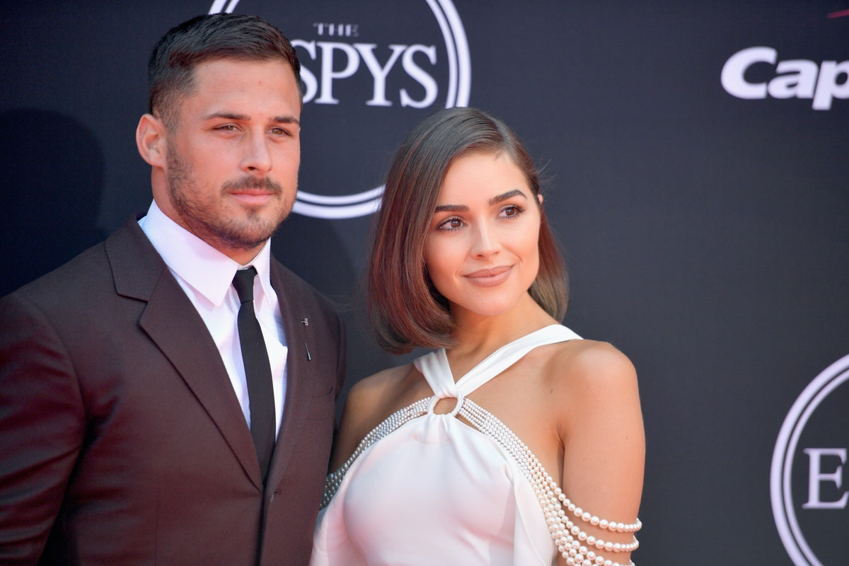 Danny Amendola's Instagram Caption About His Ex Olivia Culpo Is As Absurd As It Is Long