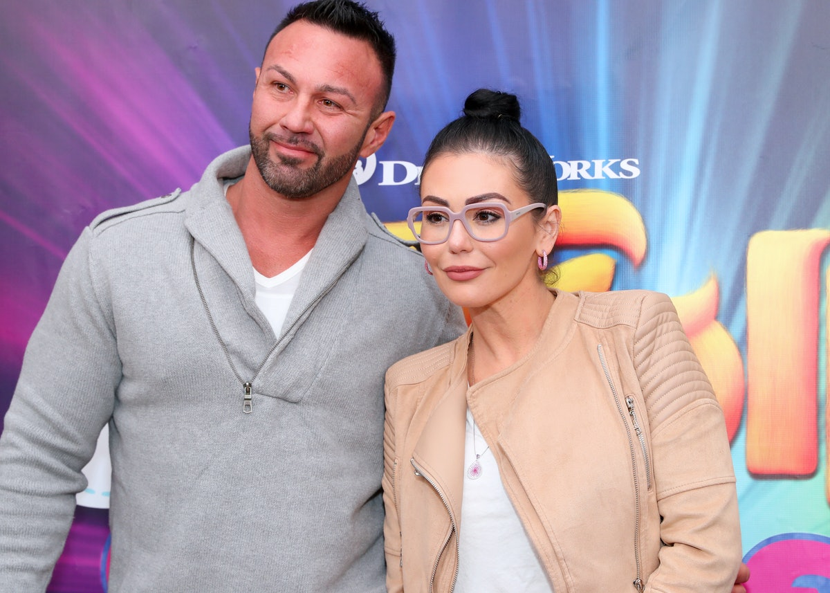 JWoww & Roger Mathews Celebrated Easter Together As A Family & Good For Them