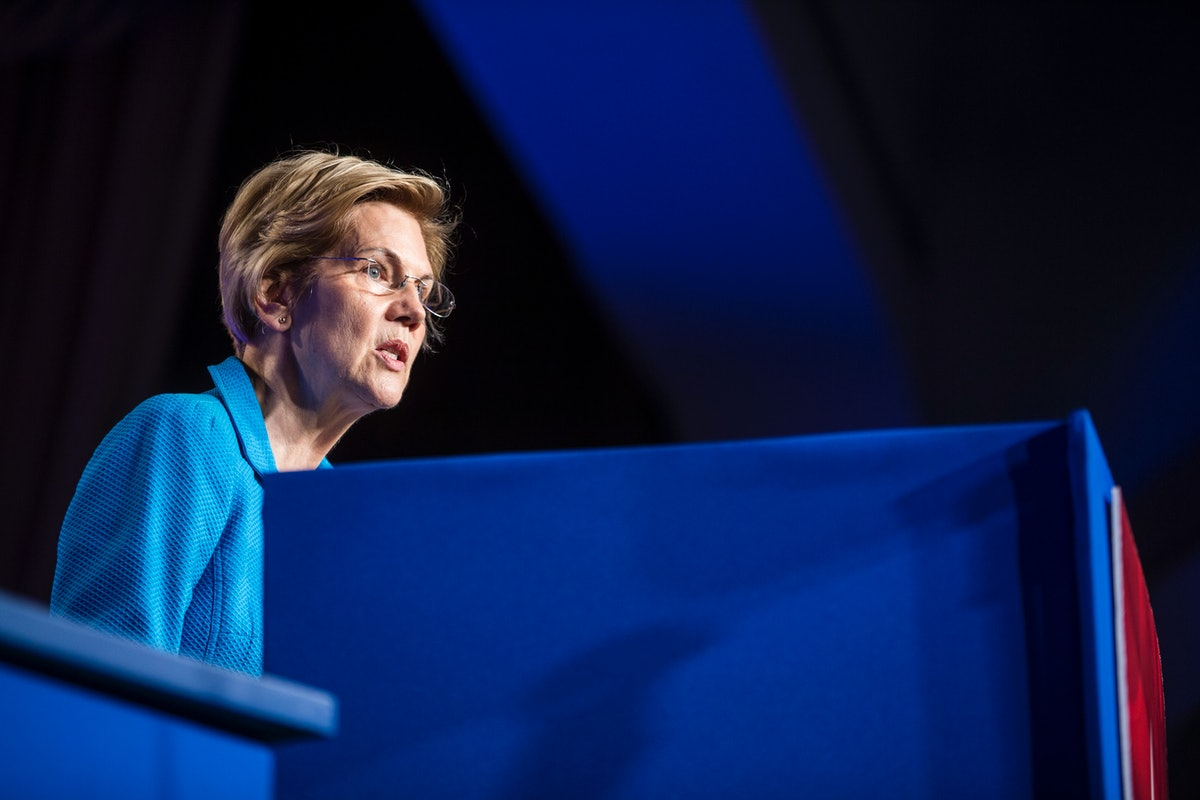 What's In Elizabeth Warren's Student Debt Proposal? It Could Be Huge