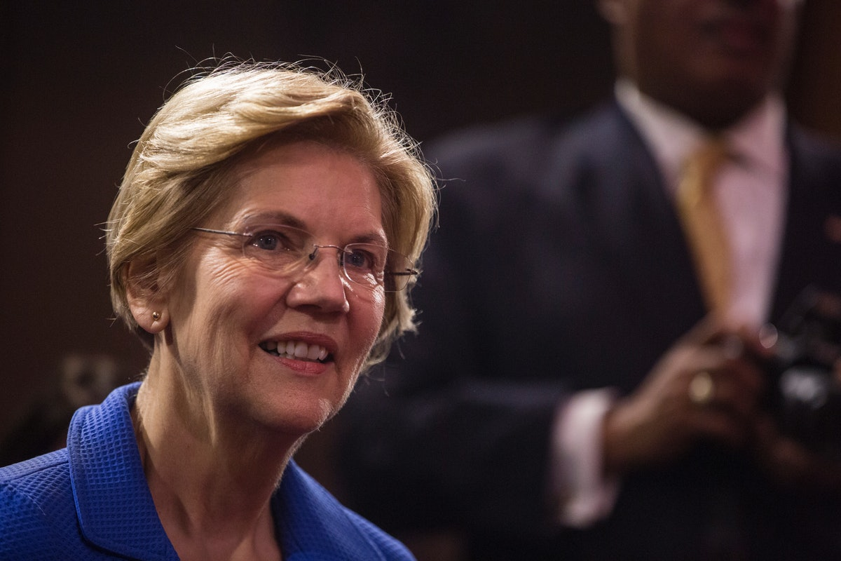 Elizabeth Warren's Free College & Student Debt Cancellation Plan Is Fiercely Ambitious