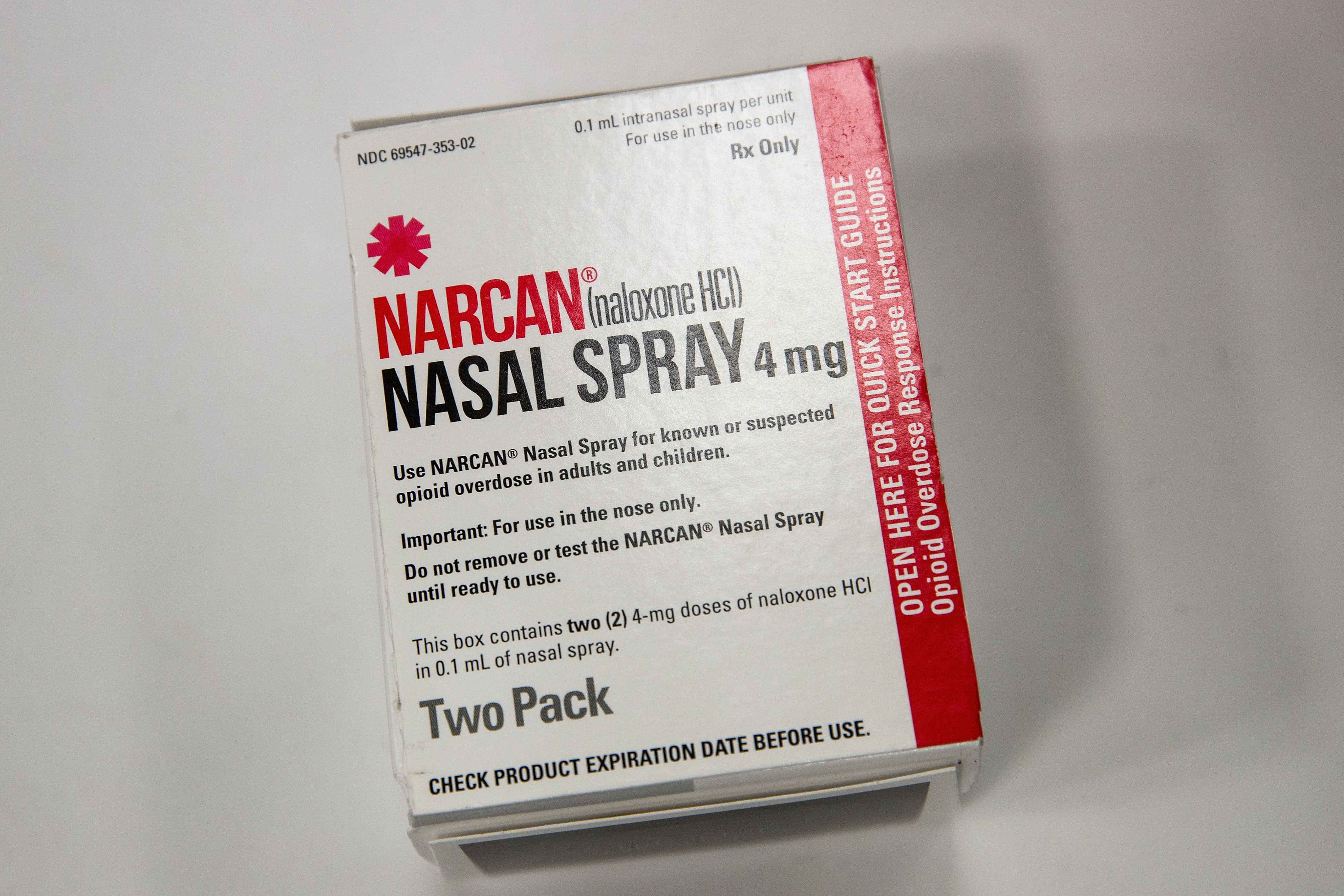 The FDA Approved A Generic Version Of Naloxone & Here's Why