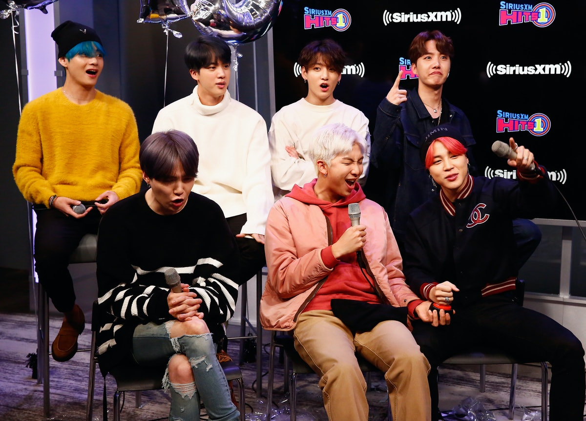 "BTS' ""Boy With Luv"" Billboard Hot 100 Debut Position Just Made Even More History"