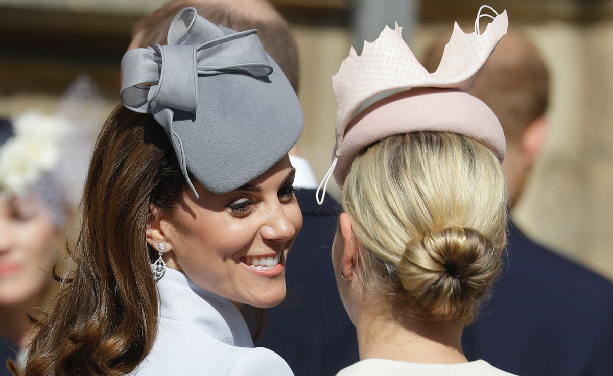Kate Middleton Re-Wore Her Wedding Earrings To Easter Service, Proving Everything Can Be Recycled