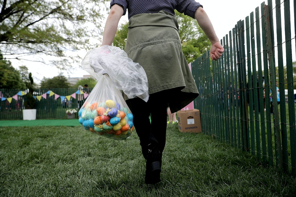 These Photos Of The 2019 White House Easter Egg Roll Are Adorable Business As Usual