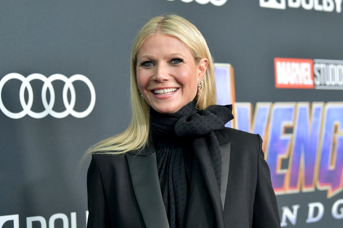 Gwyneth Paltrow's Red Nail Polish From The 'Avengers: Endgame' Premiere Is A Dreamy, Year-Round Hue