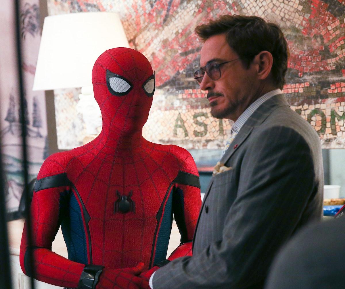 16 Spider-Man & Iron Man 'Avengers' Memes That Showcase Their Father-Son Bond