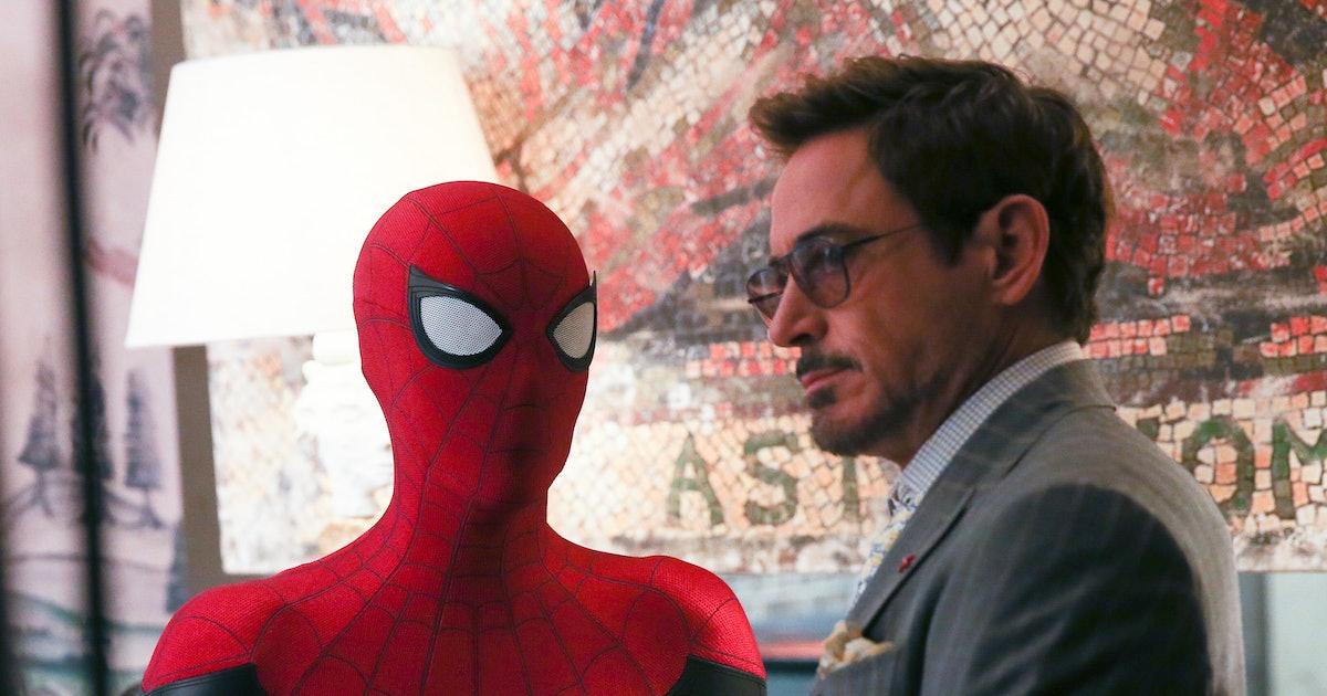 16 spider man iron man 39 avengers 39 memes that showcase - Spiderman and ironman wallpaper ...