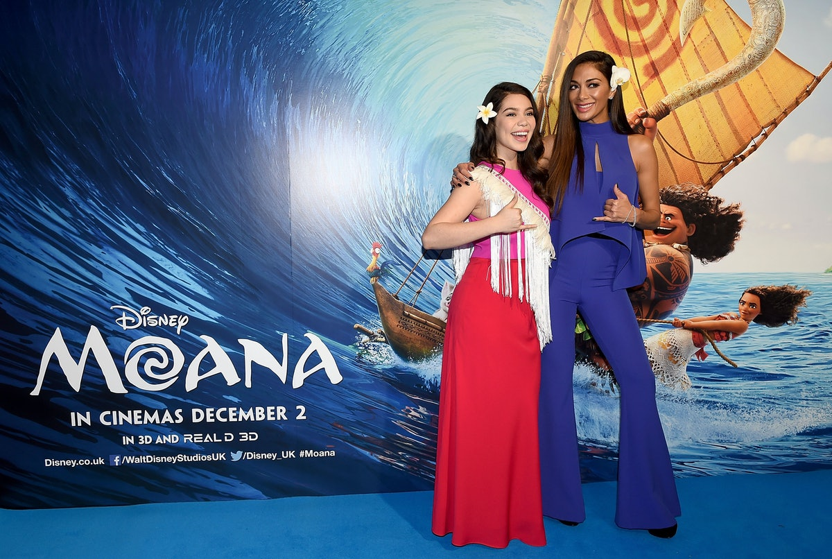 """Disney's New """"Painted Sky Experience"""" Is Every 'Moana' Fan's Dream Come True"""