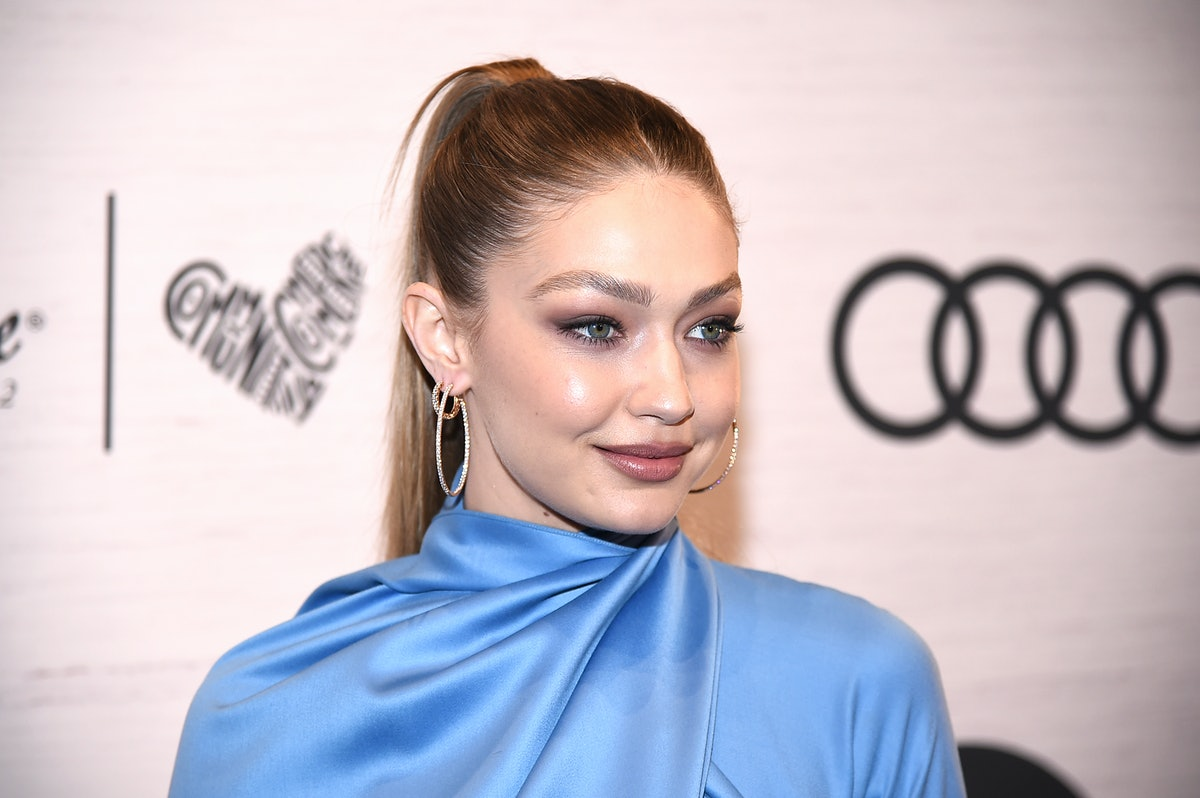 Gigi Hadid's Birthday Party Was Denim Themed So Is The Canadian Tuxedo Coming Back?