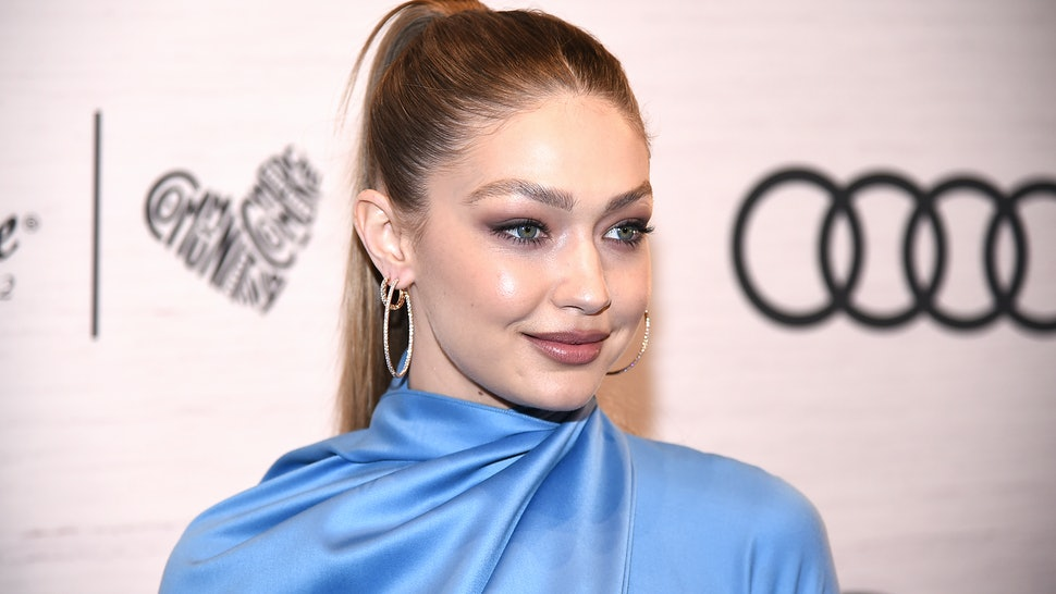 ad390fb312 Gigi Hadid's Birthday Party Was Denim Themed So Is The Canadian Tuxedo  Coming Back?