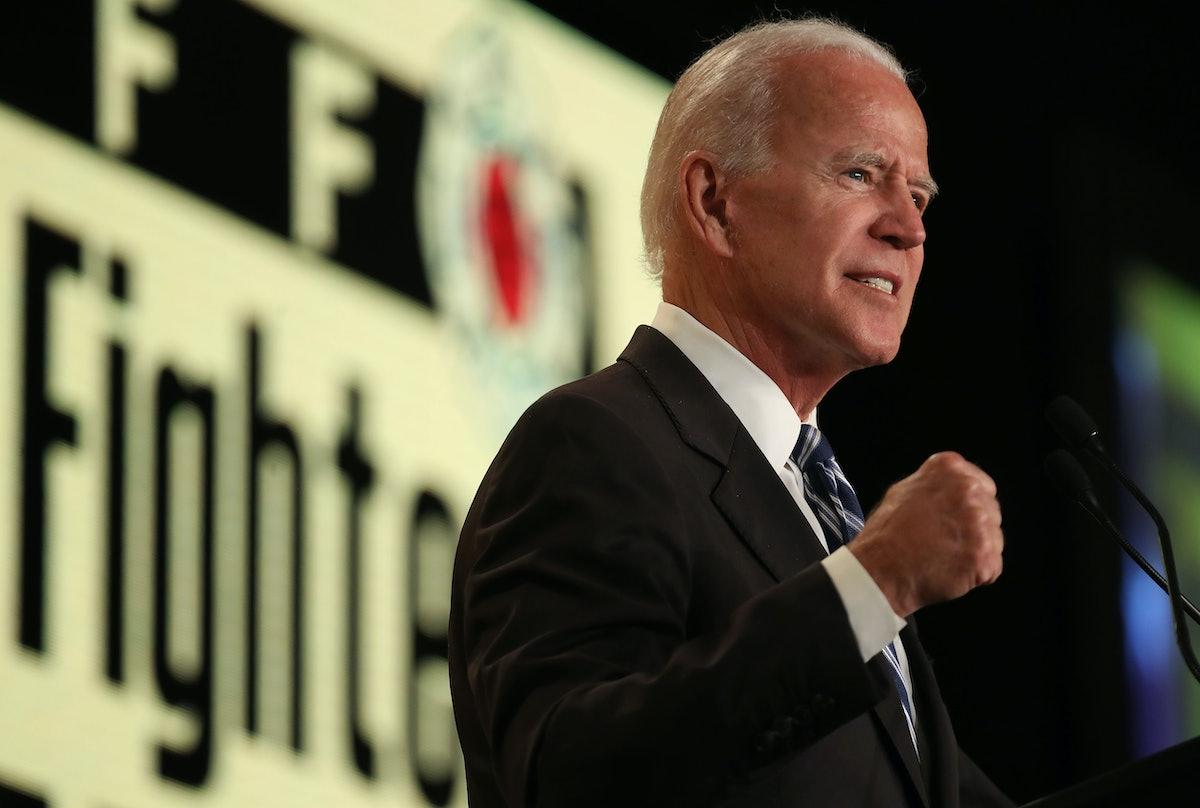 Joe Biden Announces He's Running For President In 2020