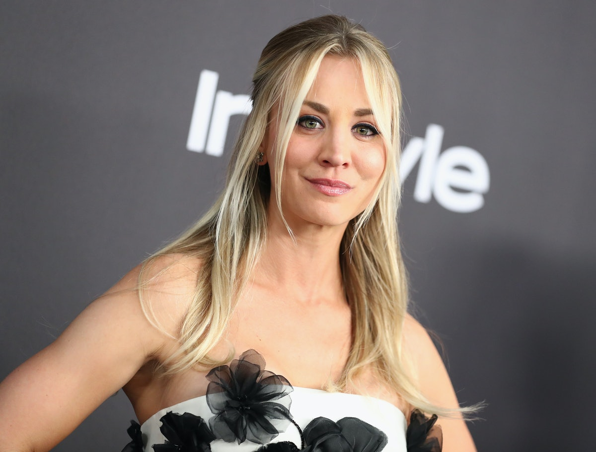 Kaley Cuoco's Photos From 'The Big Bang Theory's Final Table Read Will Make Fans Cry As Much As She Did