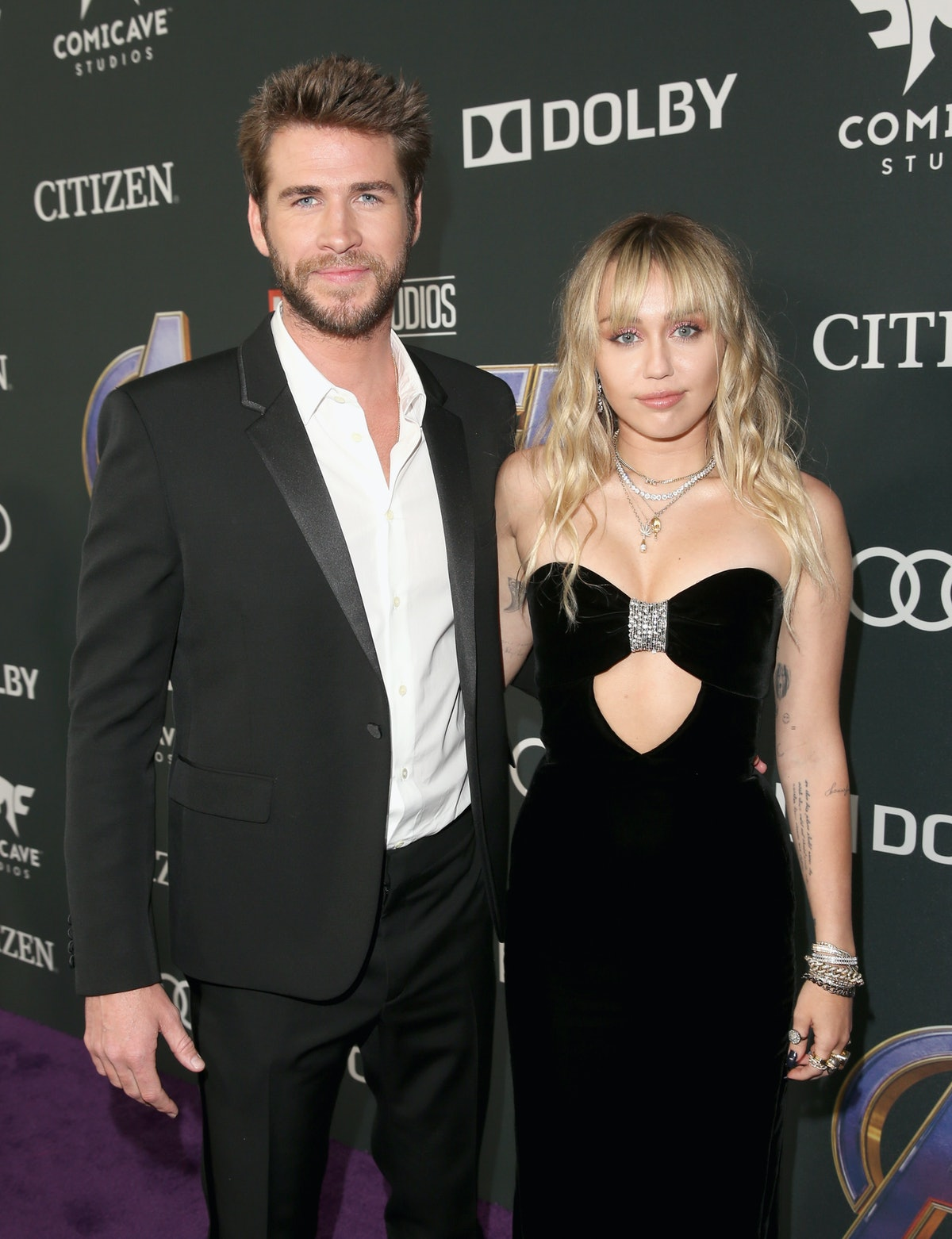 Miley Cyrus Gushing Over Liam Hemsworth Proves She Really Is Her Husband's Biggest Fan — VIDEO