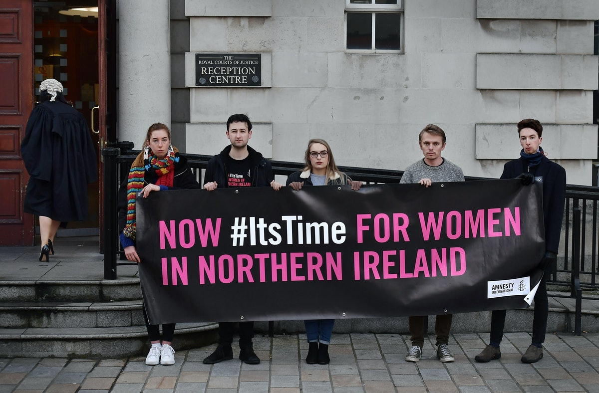 Northern Ireland's Abortion Laws Must Be Reformed, Says A Powerful Parliamentary Report