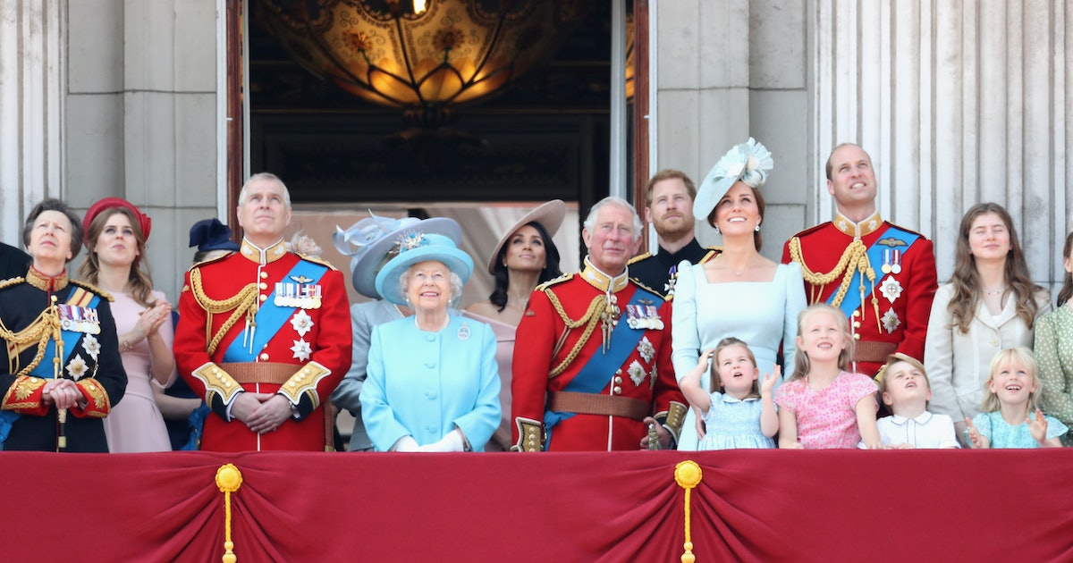 How Royal Baby Archie's Role Within The Royal Family May Take Shape When He's Older