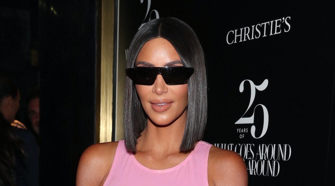 7ae2b3ffe2853 Kim Kardashian s New Sunglasses Collection Is Super Affordable