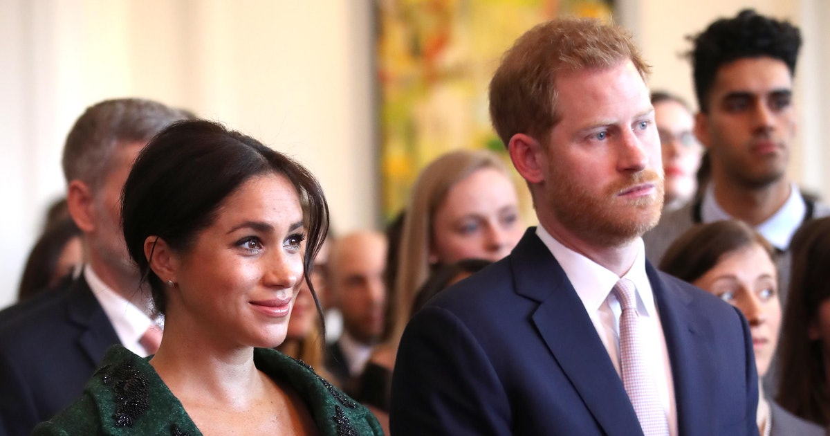 Prince Harry & Meghan Markle Moved Into Their New House & It Looks So Cozy — PHOTOS