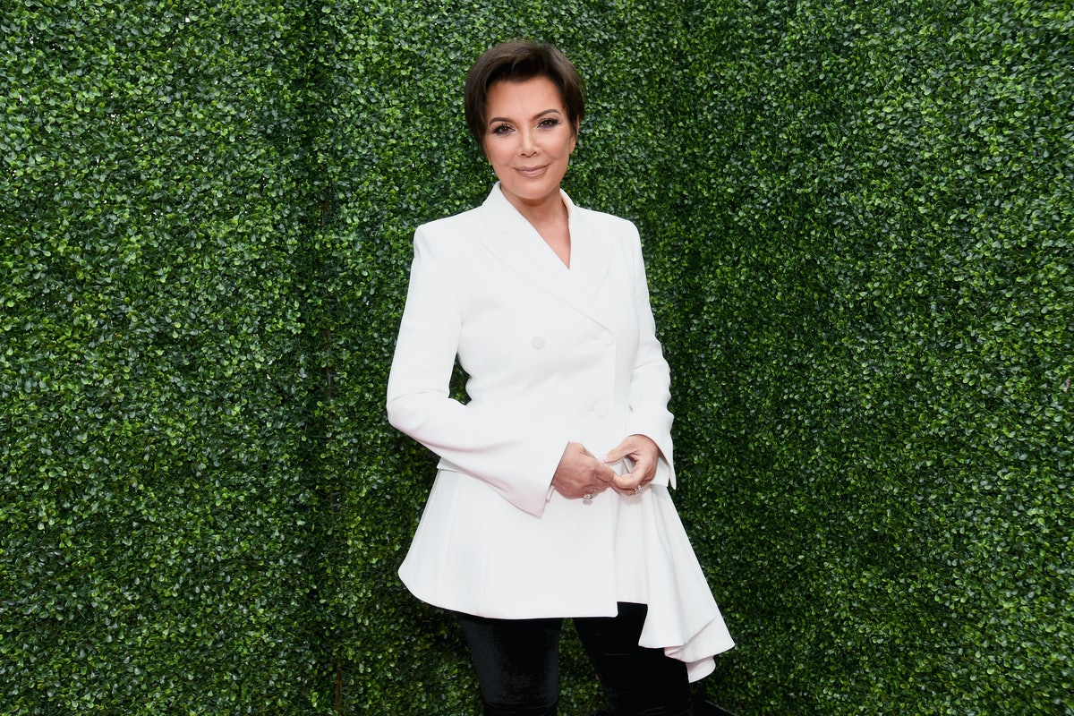 Kris Jenner's Understated Makeup Routine Is Defined By These 3 Staples