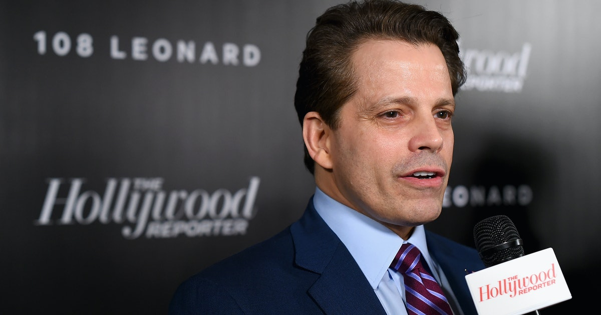 """Anthony Scaramucci Says Trump Is A """"Classic Gemini"""" & That Might Be Why He Lies So Much"""