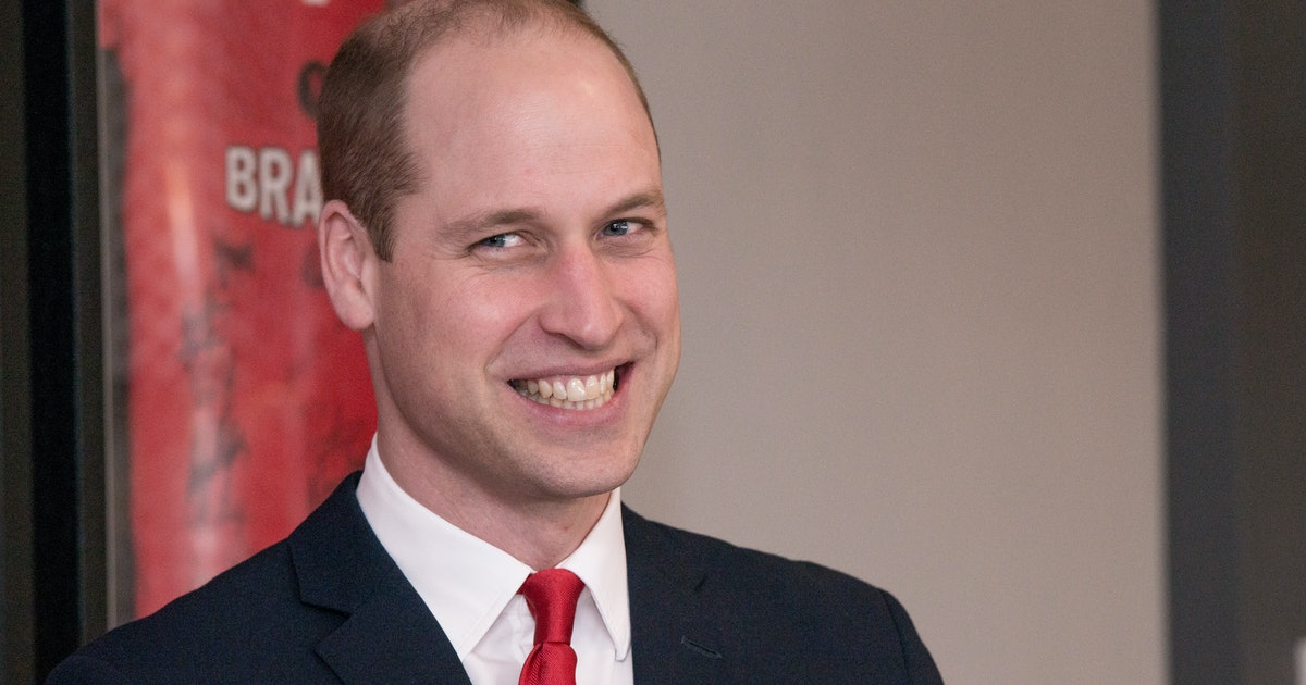 Prince William Just Completed Spy Training, But That's Just One More Reason He's A Cool Royal