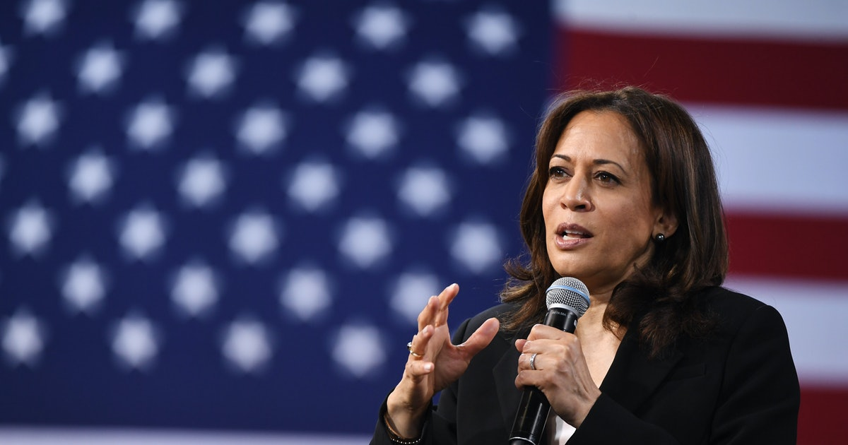 What Kamala Harris Is Doing About The Serious Lack Of Diversity In STEM