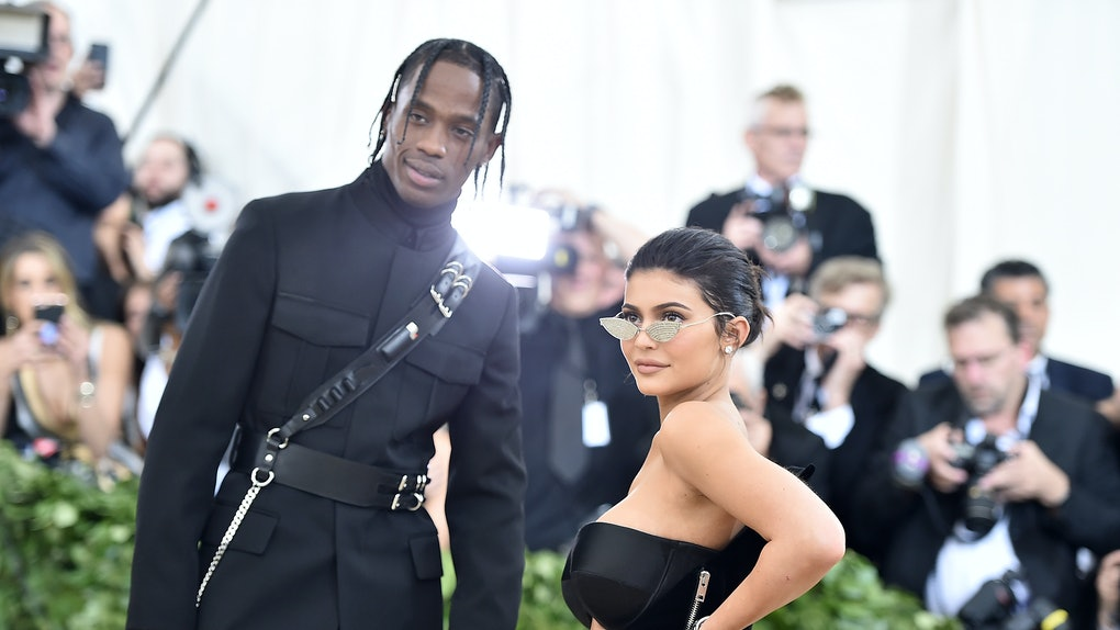 b421824bf49 Kylie Jenner's Gift For Travis Scott's 28th Birthday Is Worth Over ...